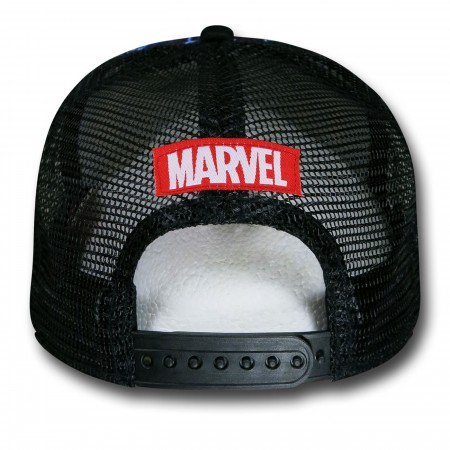 Marvel Avengers Versus X-Men Trucker Hat