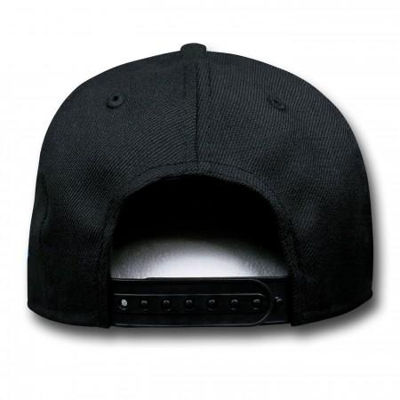 Nightwing Symbol Kids Black 9Fifty Cap