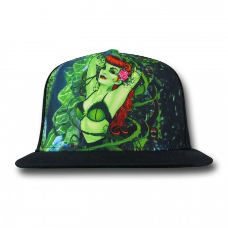 Poison Ivy Bombshell Sublimated Cap
