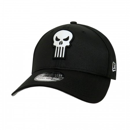 Punisher Skull 39Thirty Flex Fit Hat