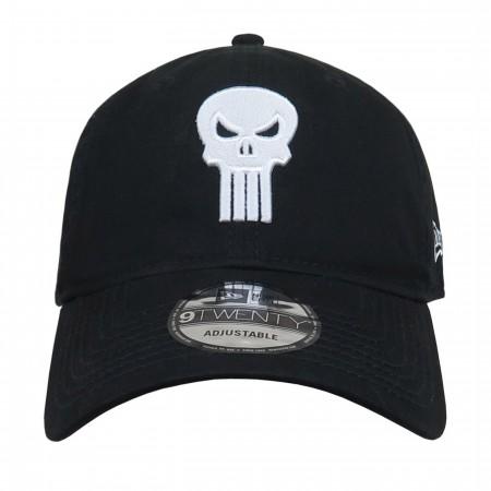 Punisher Symbol 9Twenty Adjustable Hat