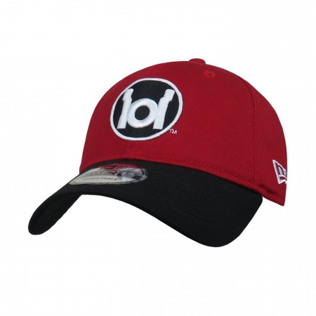 Red Lantern Symbol 9Twenty Adjustable Hat