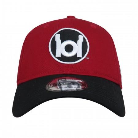 Red Lantern Symbol 9Twenty Adjustable Hat