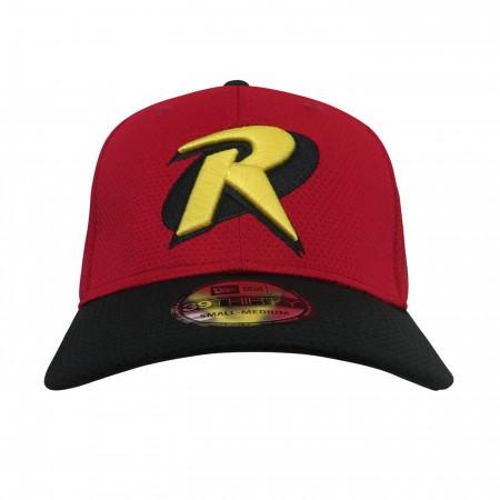 Robin Symbol Red 39Thirty Hat