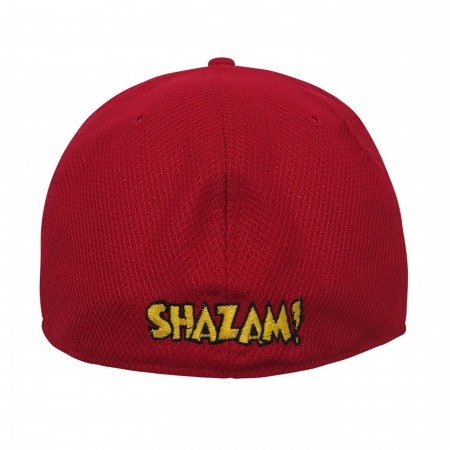 Shazam Symbol 59Fifty Fitted Hat