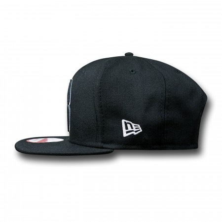 Spider-Man Symbol Black New Era 9Fifty Cap