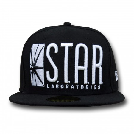 Star Labs Logo 59Fifty Hat