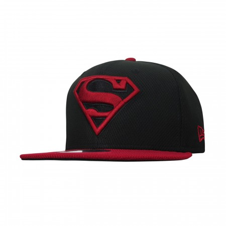 Superboy Symbol 9Fifty Adjustable Hat