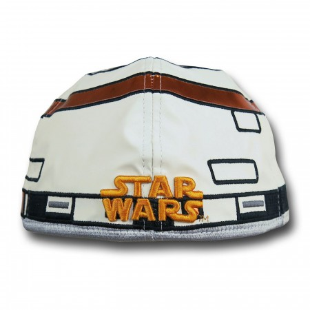 Star Wars The Force Awakens BB8 Armor 59Fifty Hat