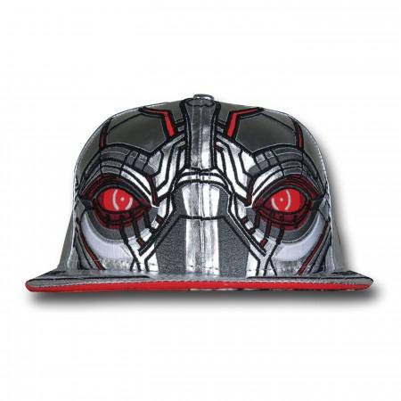 Avengers AoU Ultron Armor 59Fifty Cap
