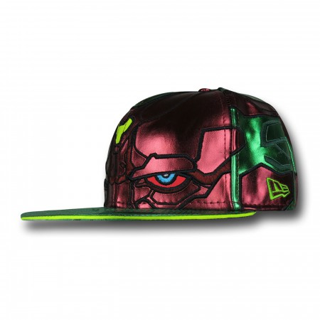 Avengers AoU Vision Armor 59Fifty Cap