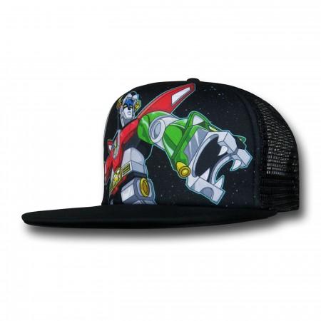Voltron Group Trucker Hat