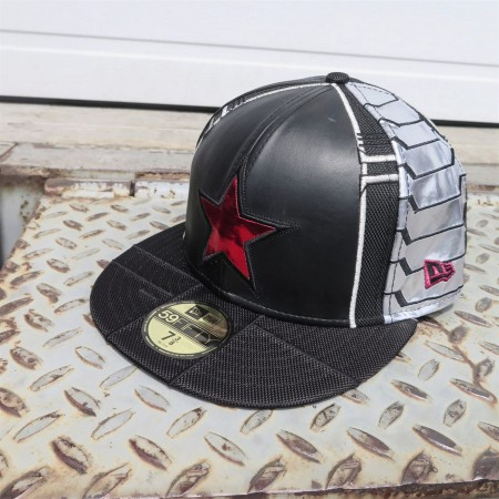 Winter Soldier Armor New Era 59Fifty Fitted Hat
