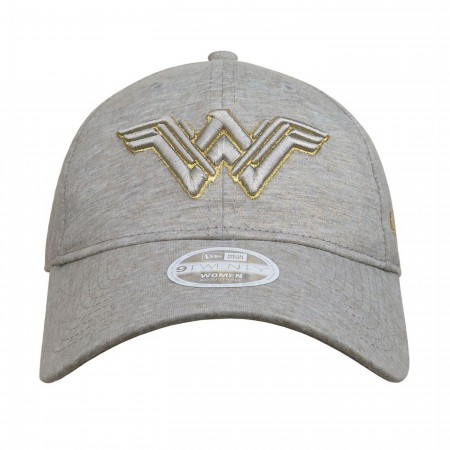 Wonder Woman Movie Logo 9Twenty Adjustable Hat