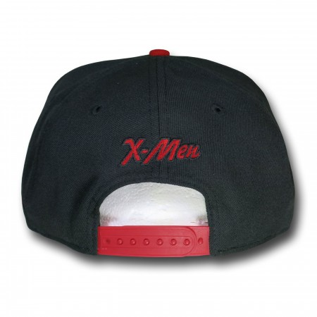 X-Men Symbol Red Bill 9Fifty Snapback Cap