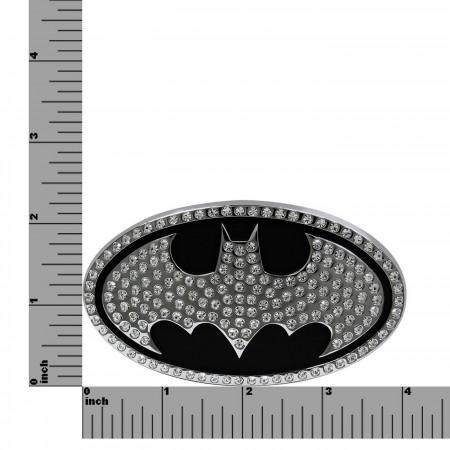 Batman Bling Symbol 3D Plastic Car Emblem