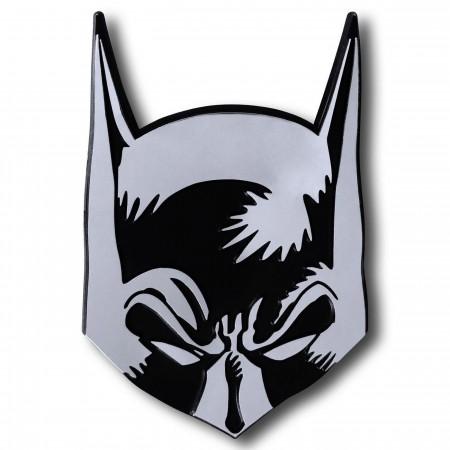 Batman Cowl 3D Plastic Car Emblem