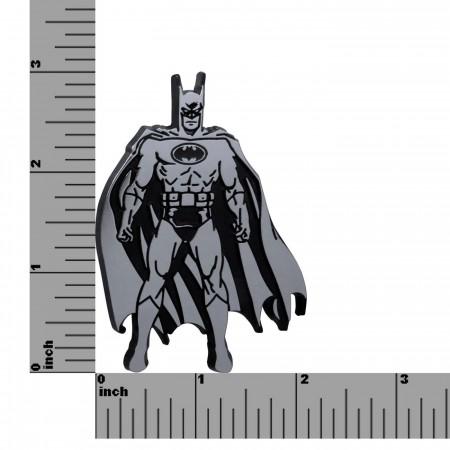 Batman Pose 3D Plastic Car Emblem