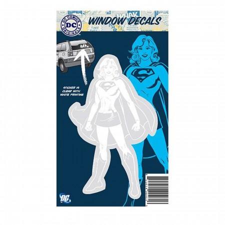 Supergirl DC Originals Car Decal