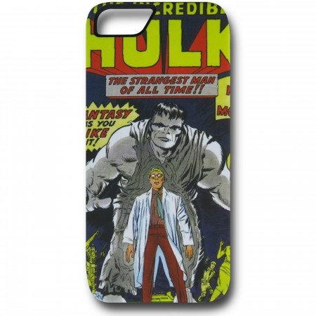 Incredible Hulk #1 iPhone 5 Case