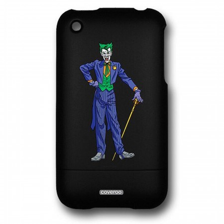 Joker With Cane iPhone 3 Slider Case