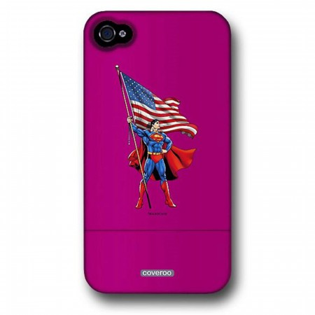 Superman American Way iPhone 4 Slider Case