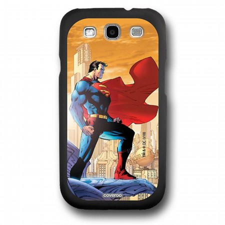 Superman Icon Pose Galaxy S3 Thinshield Case