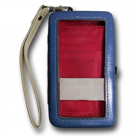 Superman POP iPhone 4 Wallet With Strap