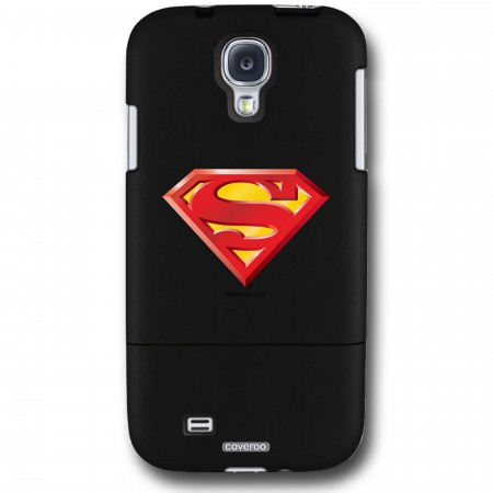 Superman Symbol Galaxy S4 Slider Case