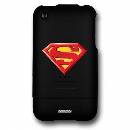 Superman Symbol iPhone 3 Slider Case