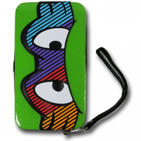 TMNT Mask Universal Cell Phone Hinge Wallet