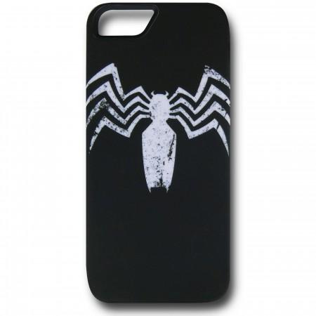 Venom Distressed Symbol iPhone 5 Case