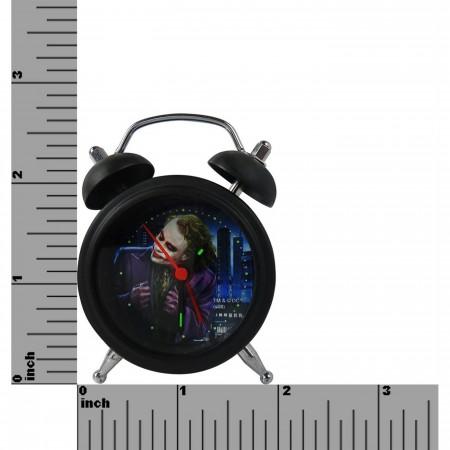 Batman Dark Knight Joker Mini Alarm Clock