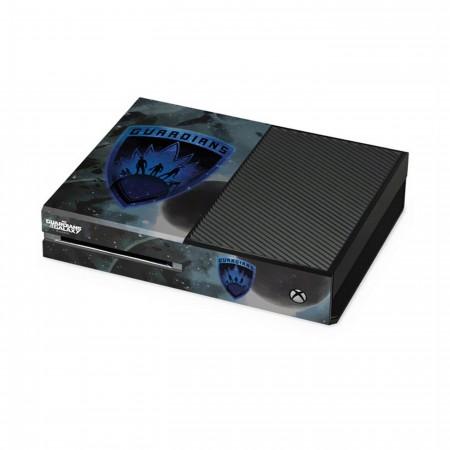 GOTG Cosmic Xbox One Console Skin