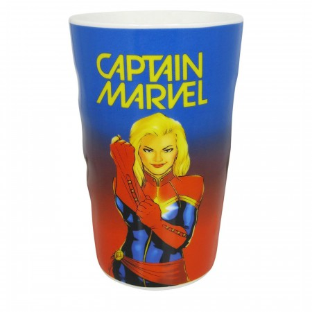 Captain Marvel Carol Danvers Ceramic Cup