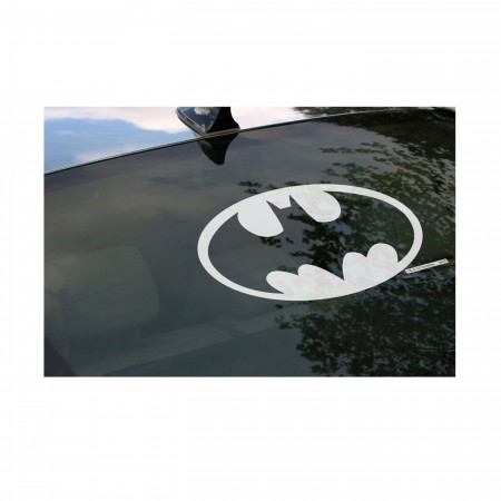 Batman Large Window Car Decal