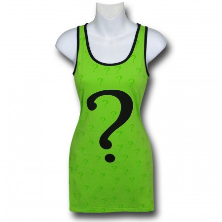 Riddler Women's Costume Tank Dress