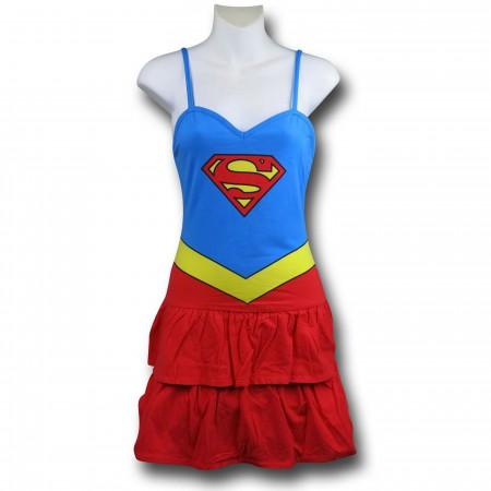 Supergirl Costume Women's Dress