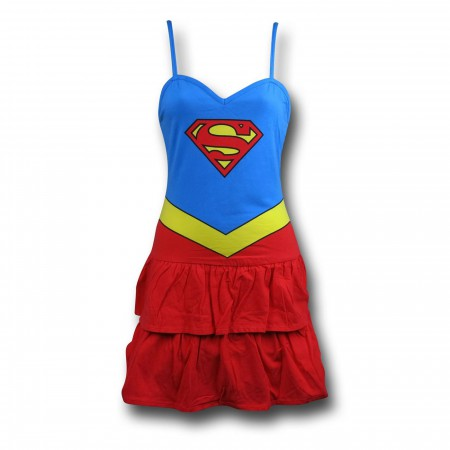Supergirl Costume Women's Dress