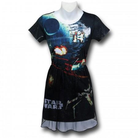 Star Wars Space Wars Women's Dress