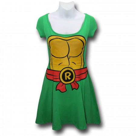 TMNT Raphael Women's Skater Dress