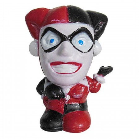 Harley Quinn Deformed Pencil Eraser Topper