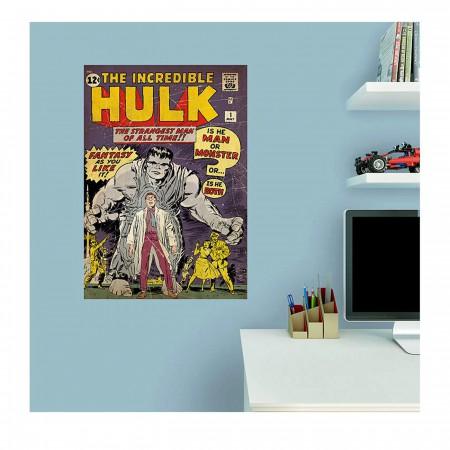 Hulk #1 Cover Fathead