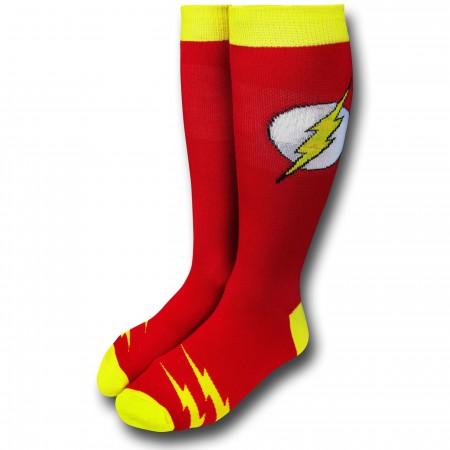 Flash & Reverse Flash Crew Sock 2-Pair Pack
