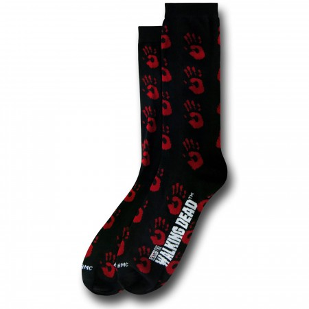 Walking Dead Men's 2-Pack Crew Socks