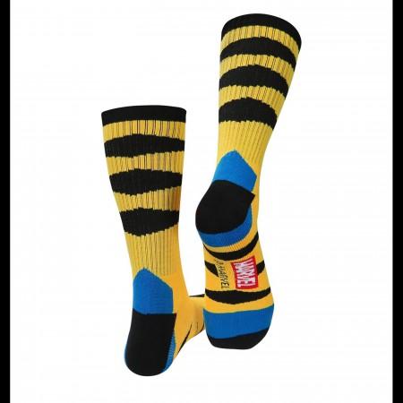Wolverine Athletic Socks