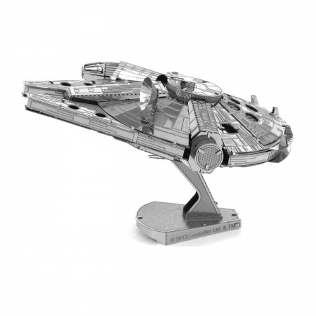 Star Wars Millennium Falcon Metal Earth Model Kit