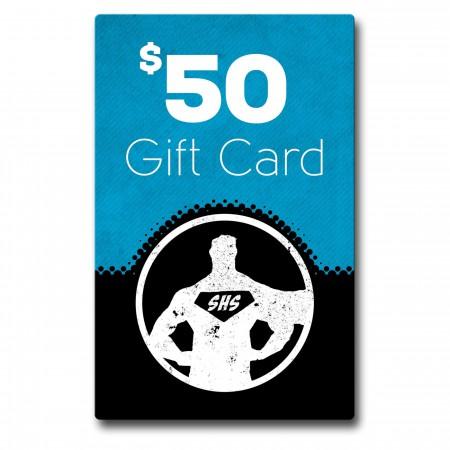 SuperHeroStuff.com $50 Gift Card