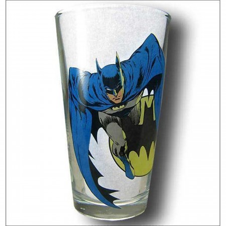 Batman by Neal Adams Pint Glass