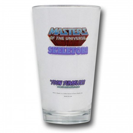 Masters of the Universe Pint Glass Box Set